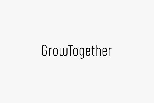 GROW TOGETHER – Seminarreihe by Denis Scharnweber